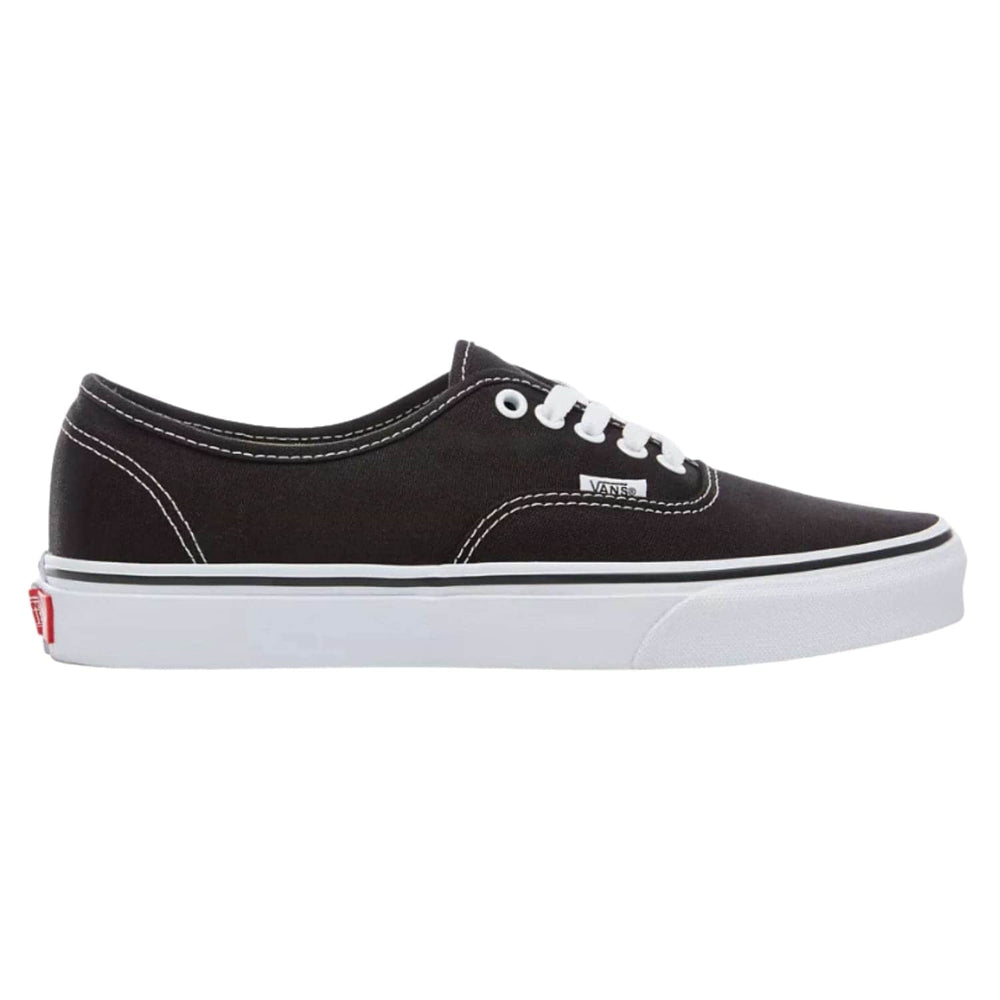 Vans Authentic Skate Shoes - Black - Mens Skate Shoes by Vans