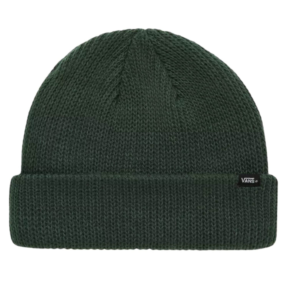 Vans Core Basics Beanie Pine Needle One Size - Fold Beanie by Vans