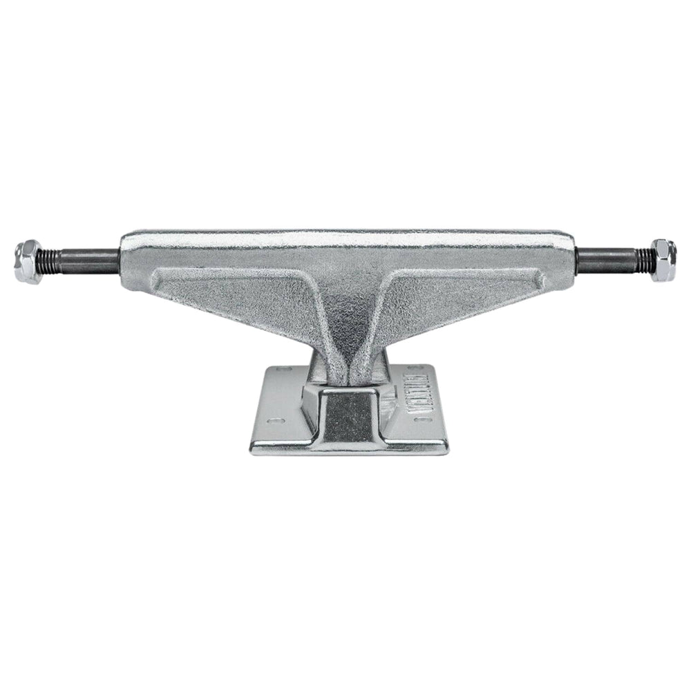 Venture V Hollow Low Skateboard Trucks (PAIR) Polished 5.2in - Skateboard Trucks by Venture