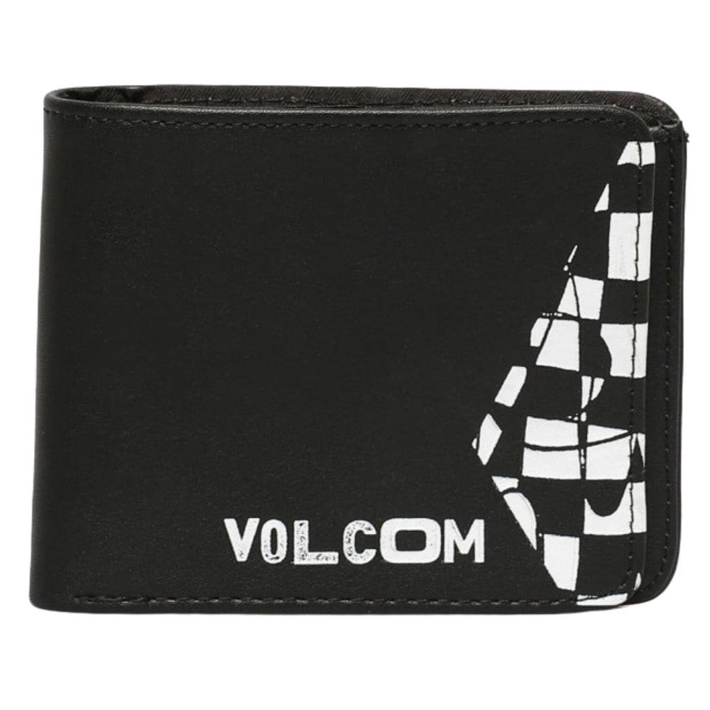 Volcom 3 In 1 Wallet Black Combo - Mens Wallet by Volcom N/A