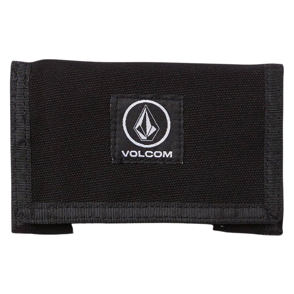 Volcom Box Stone Wallet - Black - One Size