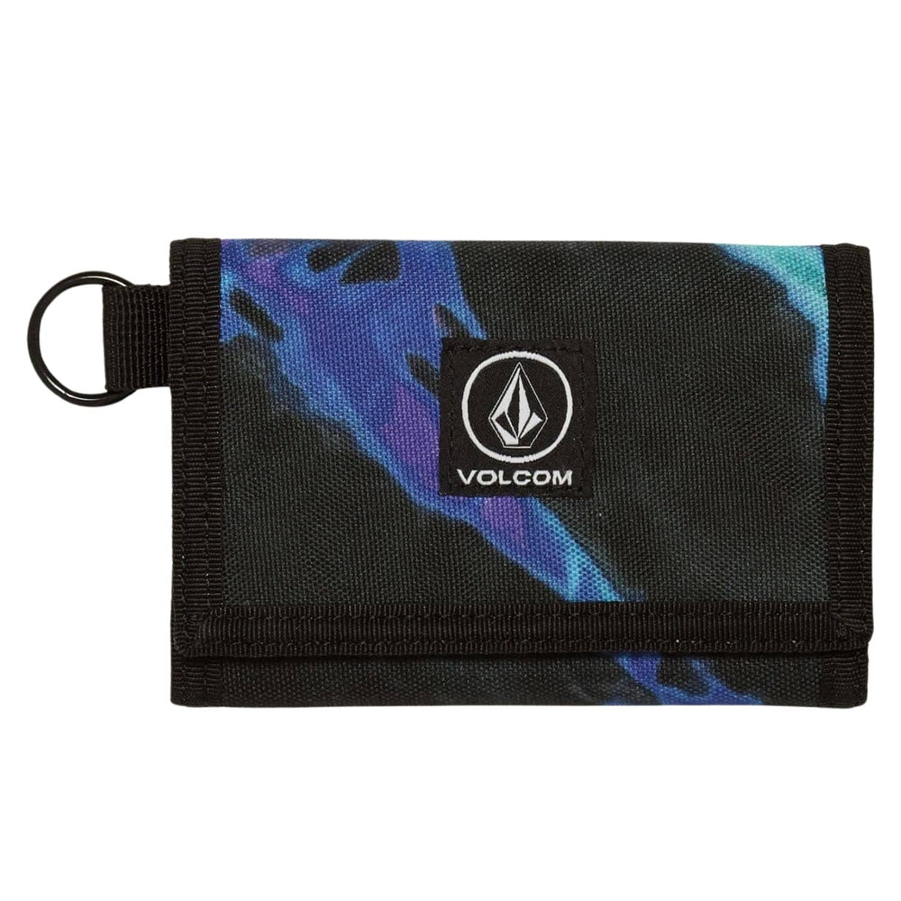 Volcom Box Stone Wallet - Tie Dye - One Size - Mens Wallet by Volcom