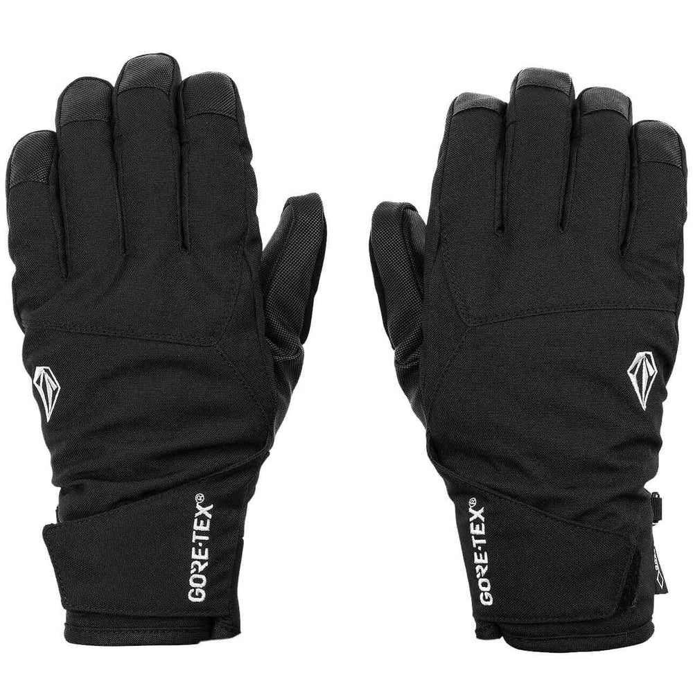 Volcom CP2 Gore-Tex Snow Glove - Black Snowboard/Ski Gloves by Volcom