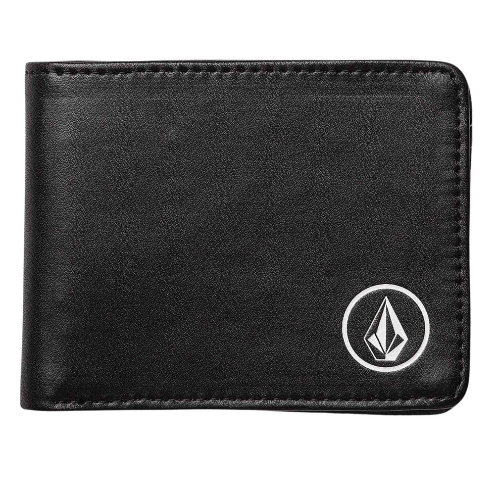 Volcom Corps PU Wallet - Black - One Size