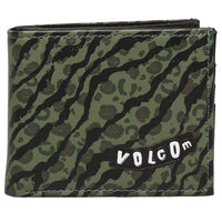 Volcom Empty PU Wallet Camo - Mens Wallet by Volcom N/A