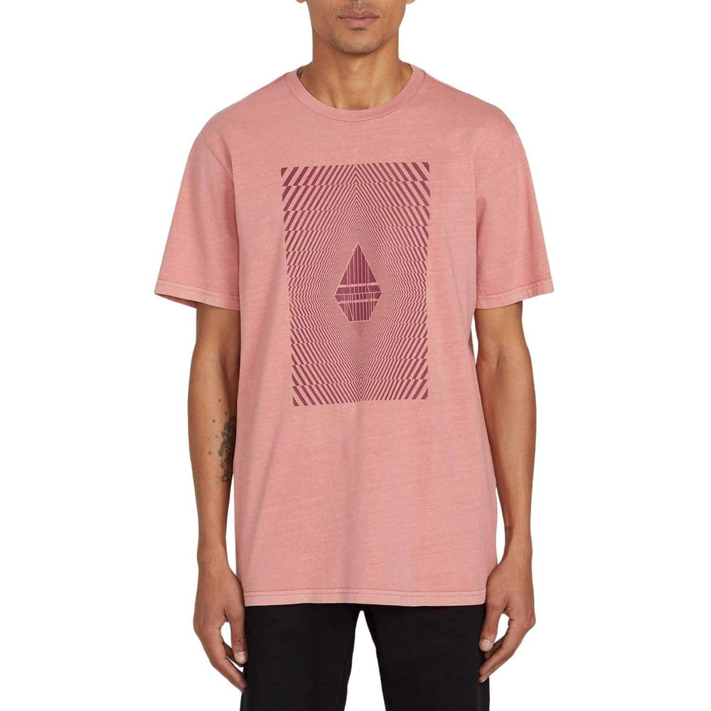 Volcom Floation T-Shirt Sandstone - Mens Graphic T-Shirt by Volcom