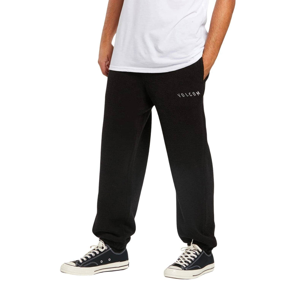Volcom Hever Fleece Pant - Black
