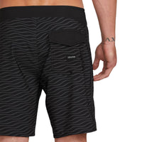 Volcom Levstone Vibes Mod-Tech Boardshort Black - Mens Boardshorts by Volcom