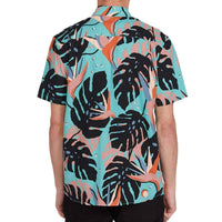 Volcom Mentawais S/S Shirt Mysto Green - Mens Casual Shirt by Volcom