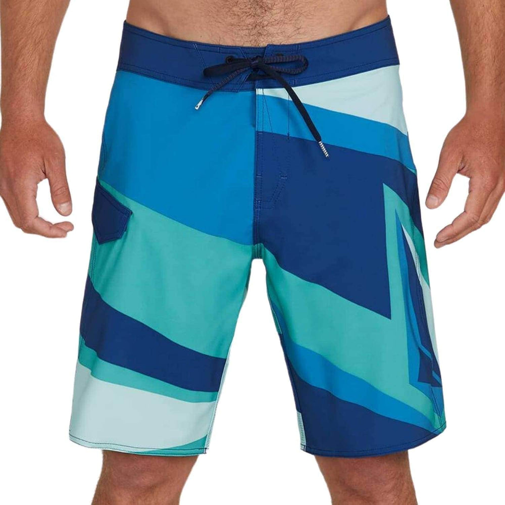 Volcom Ransacked Boardshort Navy - Mens Boardshorts by Volcom