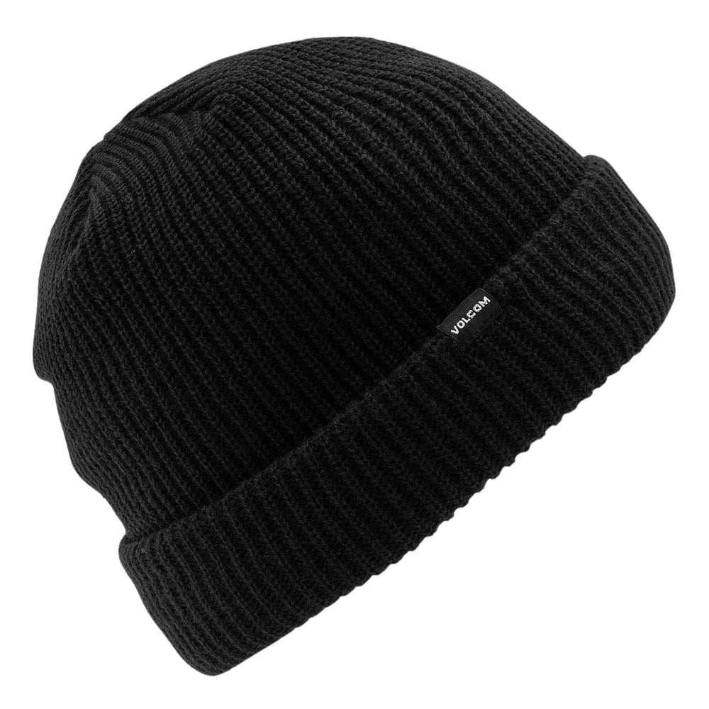 Volcom Snow Sweep Lined Beanie - Black (FA20) - One Size