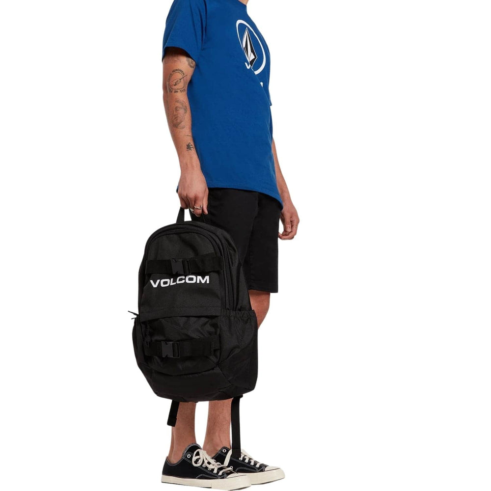 Volcom Substrate II Backpack Ink Black - Backpack by Volcom