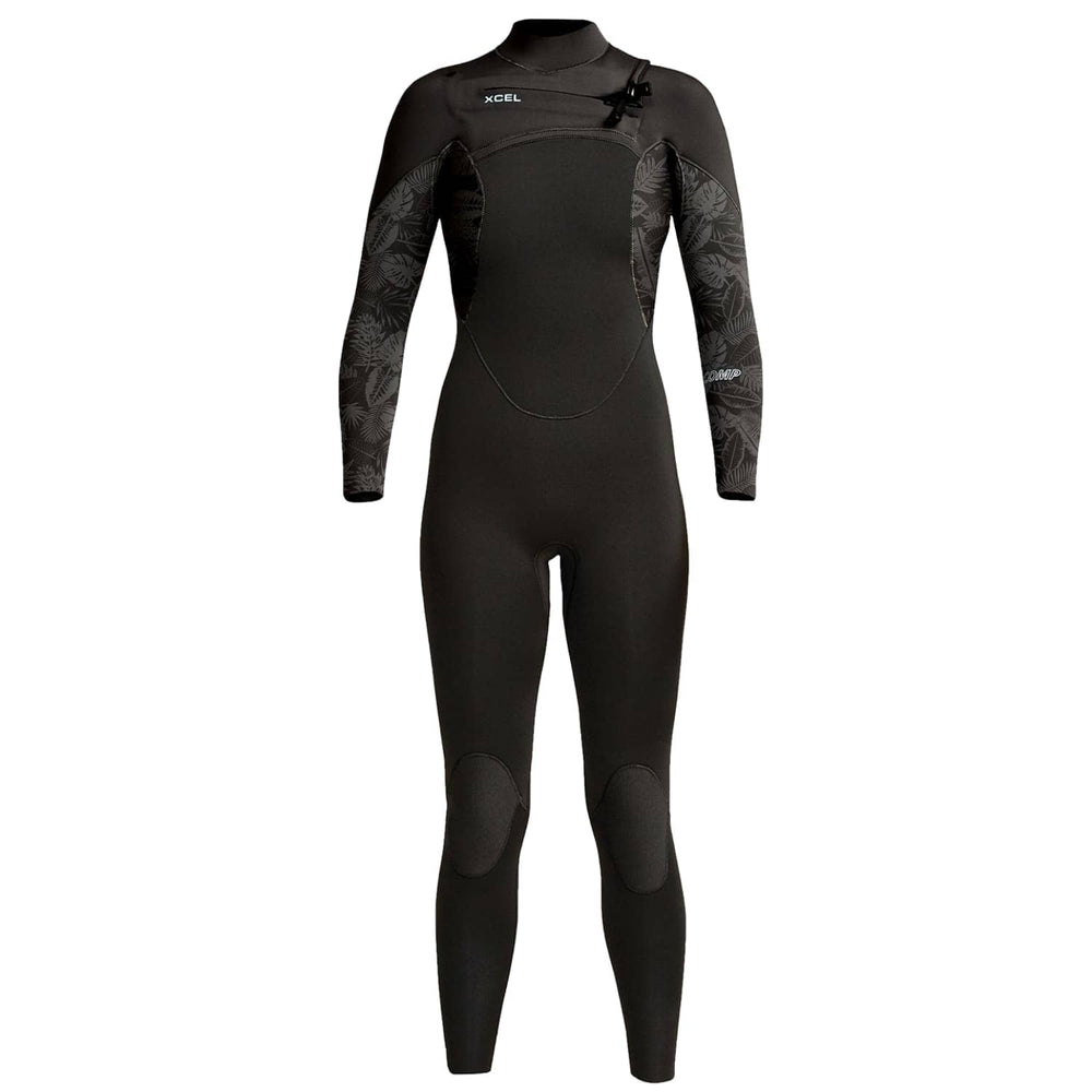 Xcel Womens Comp 3/2mm Wetsuit 2020 Black