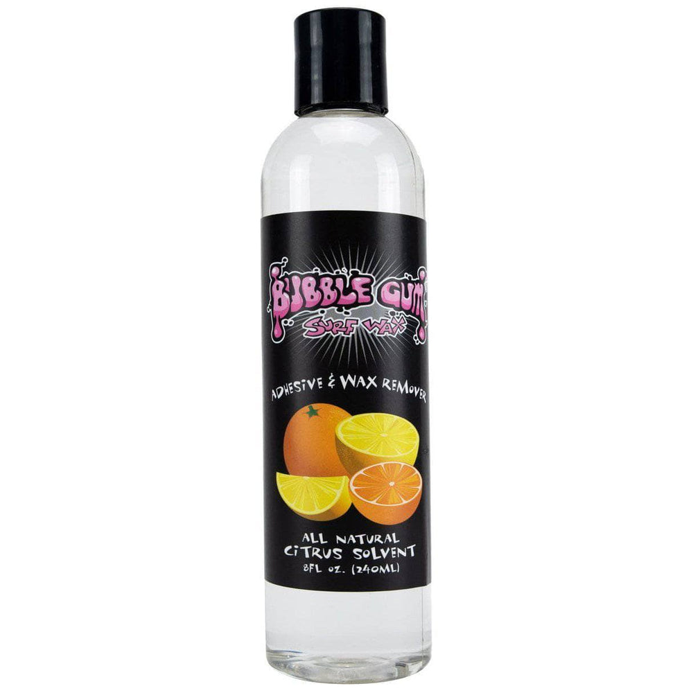 Bubble Gum Wax Remover Citrus Spray N/A 240ml Surf Wax Remover by Bubble Gum