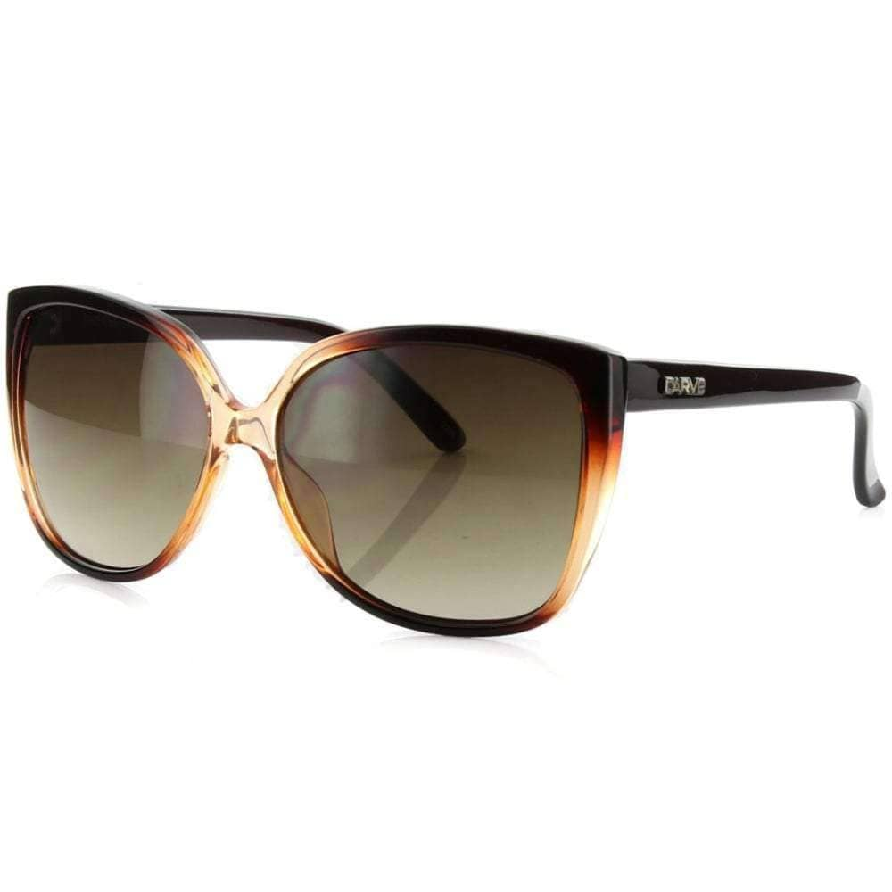Carve Sheree Sunglasses in Tortoise Cat Eye Sunglasses by Carve