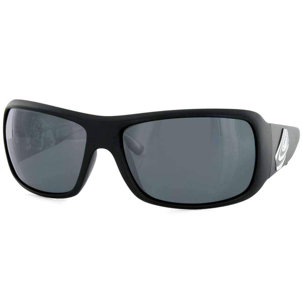 Carve Trent Munro Polarized Sunglasses in Black Wrap Around Sunglasses by Carve