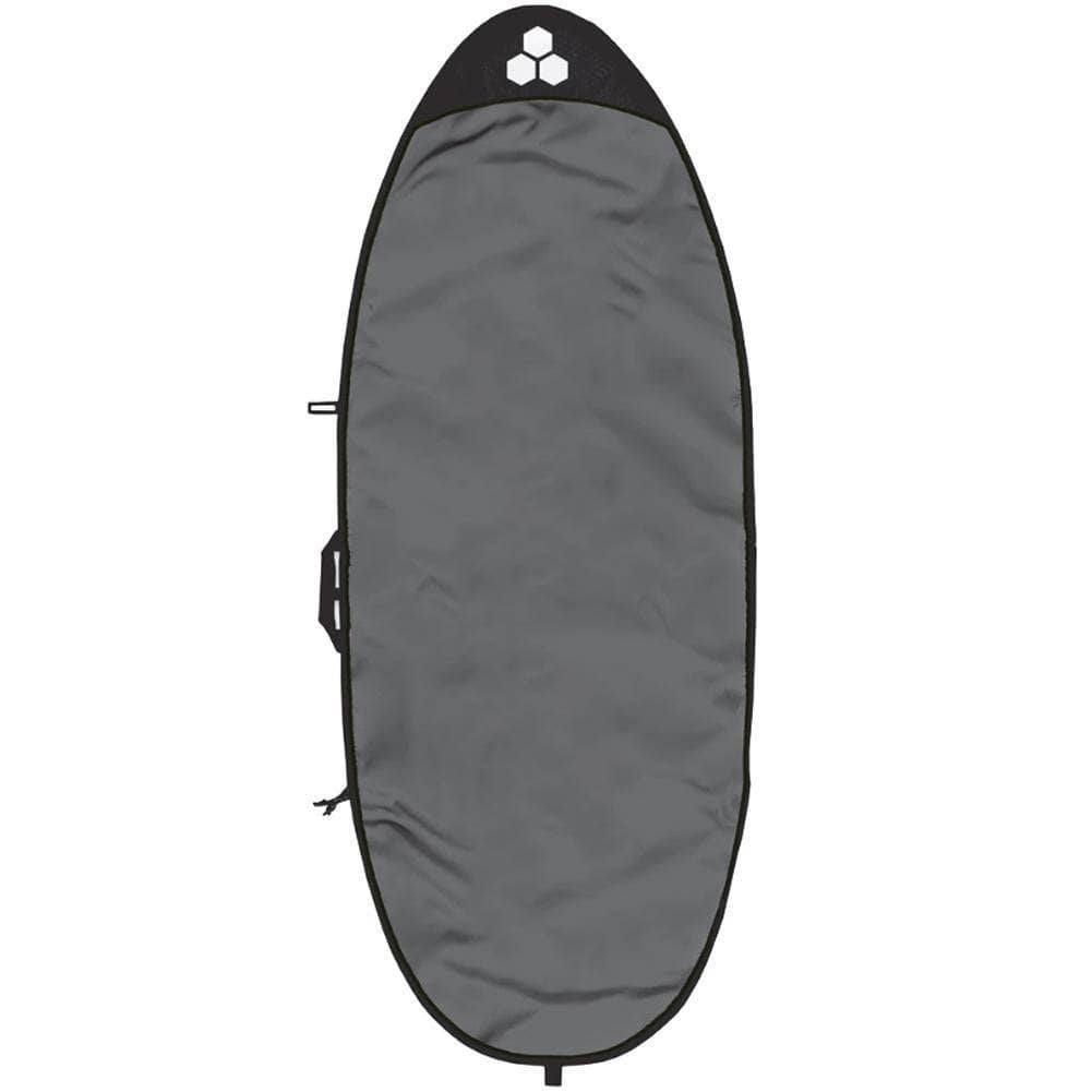 Channel Islands Surfboard Day Runner Bag/Cover Channel Islands 6ft 1in Feather Lite Funboard Bag/Cover - Grey 6ft 1in