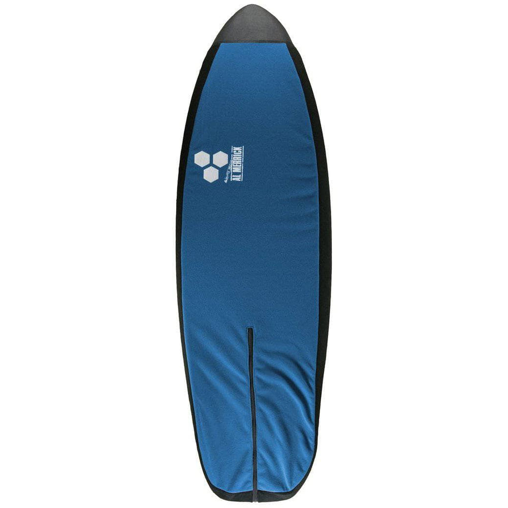 Channel Islands Snuggie ERP Speciality Surfboard Cover Black Indigo 5ft 8in Surfboard Sock by Channel Islands