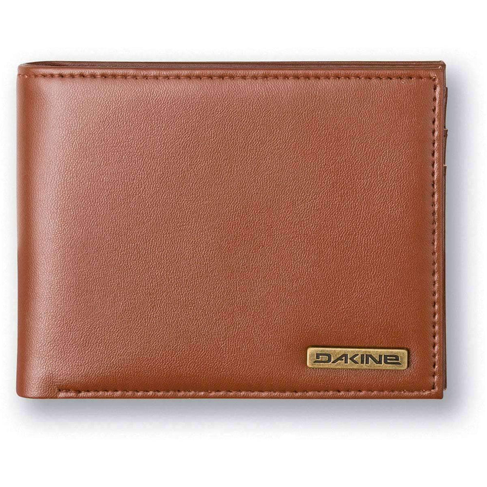 Dakine Mens Wallet Dakine Dakine Archer Coin Wallet in Brown Brown N/A