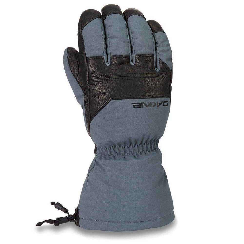 Dakine Excursion Gore-Tex Ski/Snowboard Gloves - Black / Dark Slate Snowboard/Ski Gloves by Dakine