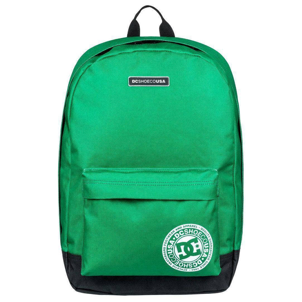 DC Backstack 18.5L Backpack Amazon Green N/A Backpack/Rucksack Bag by DC