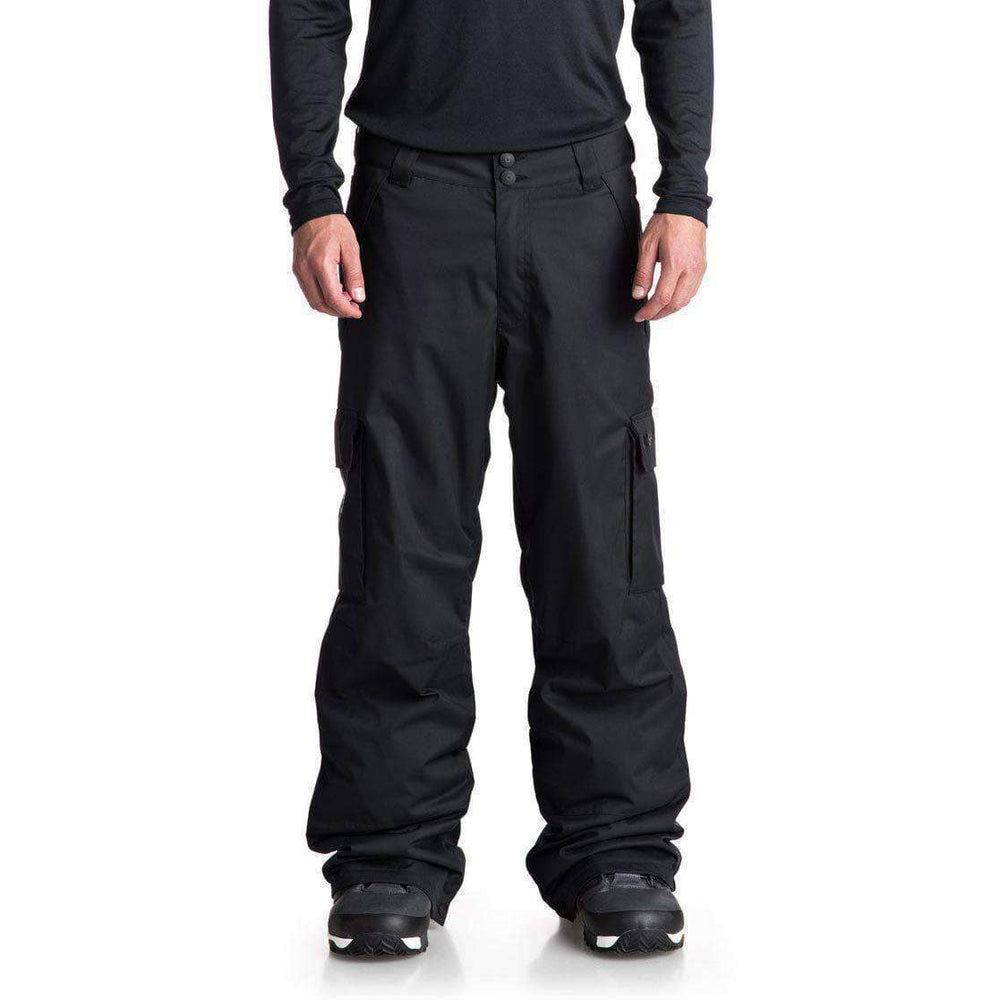DC Banshee Snow Pants - Black Mens Snowboard/Ski Pants/Trousers by DC