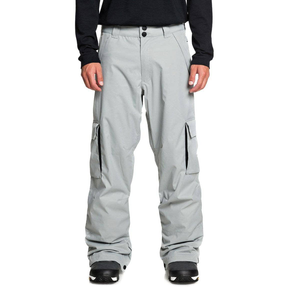 DC Banshee Snow Pants Neutral Grey Mens Snowboard/Ski Pants/Trousers by DC