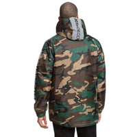 DC Bolamcamo Jacket - Camo Mens Insulated Jacket by DC