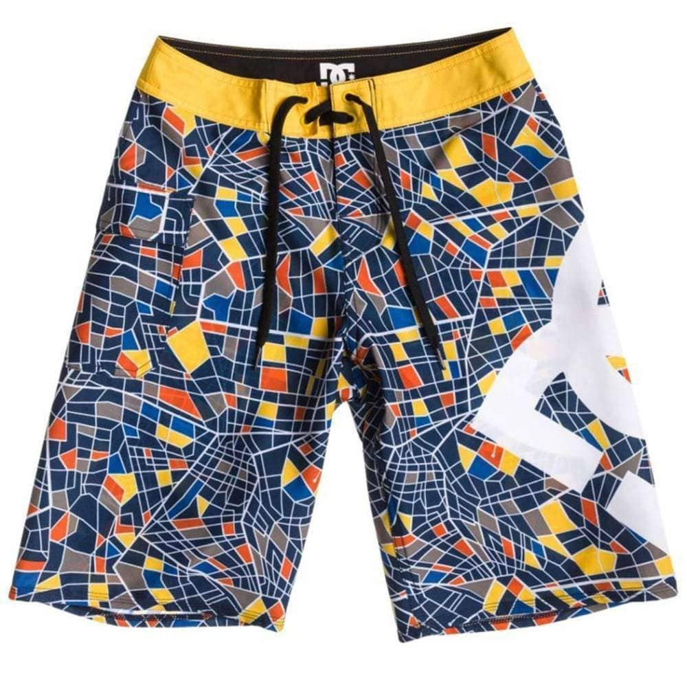 DC Boys Boardshorts DC Boys Lanai Boardshort in Multi