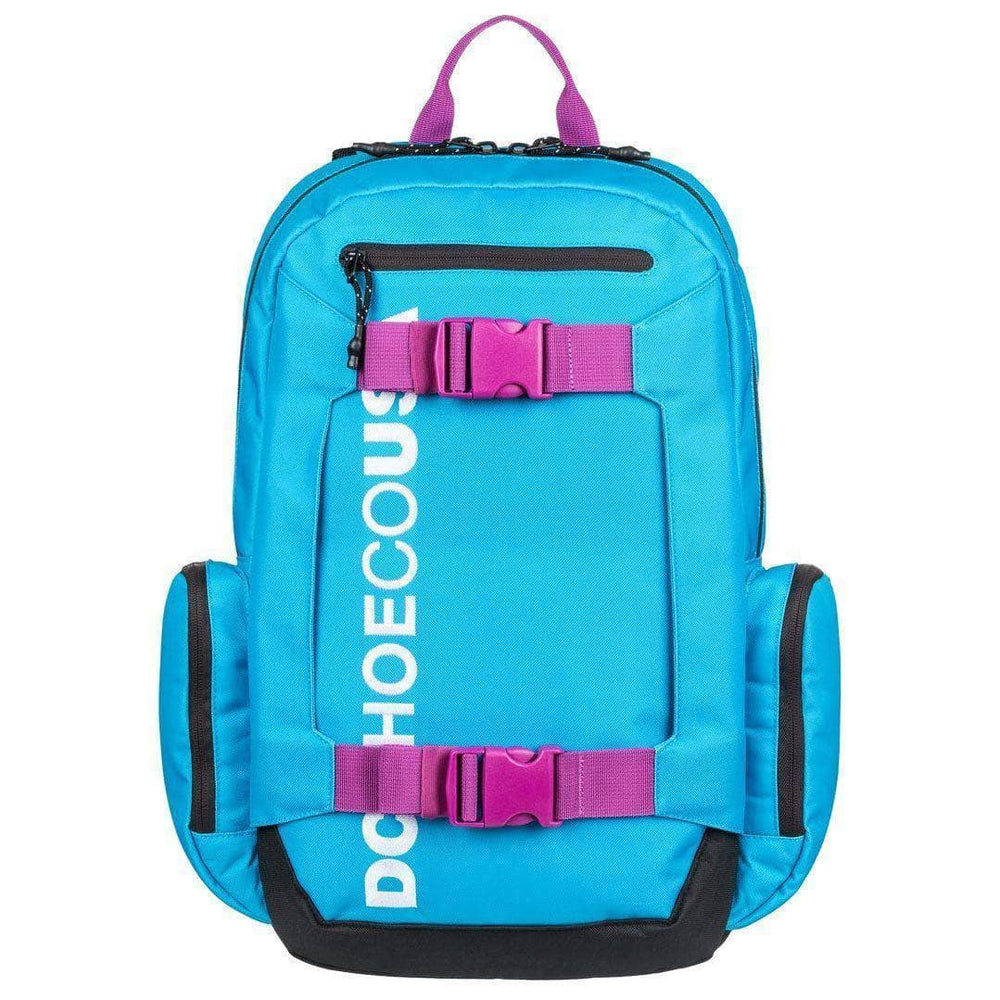 DC Chalkers Backpack - Brilliant Blue Backpack/Rucksack Bag by DC Brilliant Blue