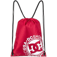 DC DC Cinched 2 Bag in Tango Red Tango Red N/A Backpack/Rucksack Bag by DC