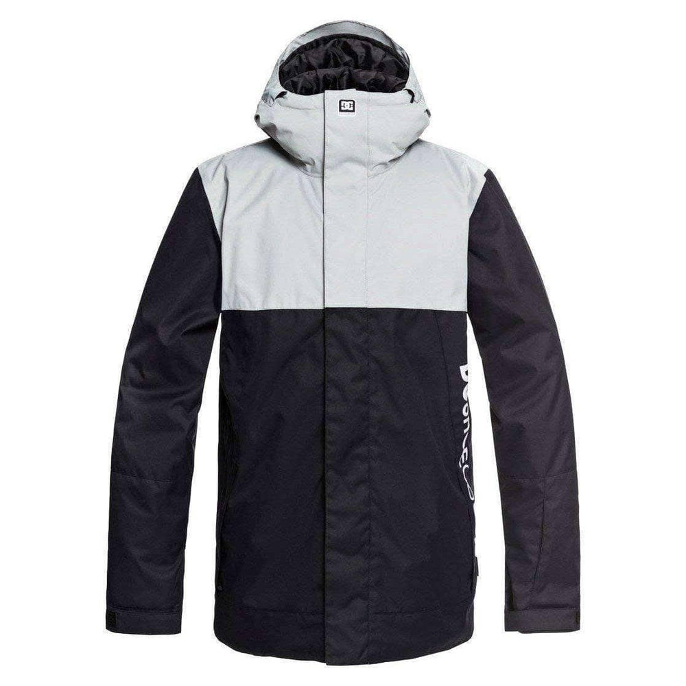 DC Defy Snow Jacket - Black Mens Snowboard/Ski Jacket by DC