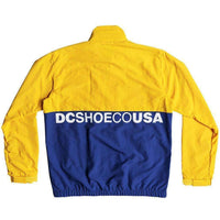 DC Denhill Jacket - Golden Rod Mens Windbreaker/Rain Jacket by DC