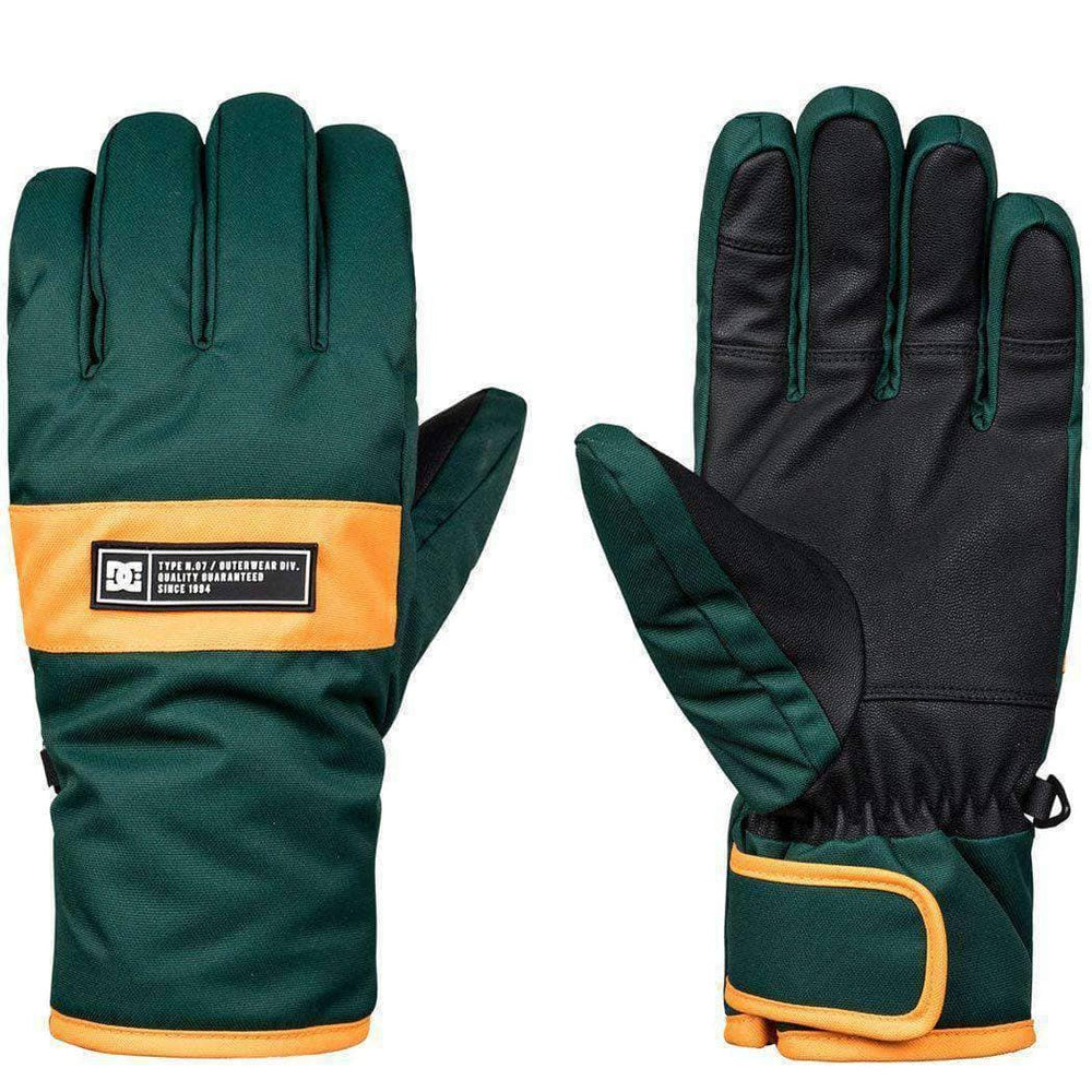 DC Franchise Snowboard / Ski Gloves - Pine Grove Snowboard/Ski Gloves by DC