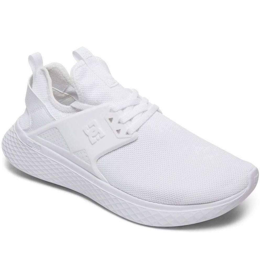 DC Meridian Shoes in White Mens Running Shoes/Trainers by DC