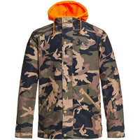 DC Union Snow Jacket Vintage Camo Mens Snowboard/Ski Jacket by DC