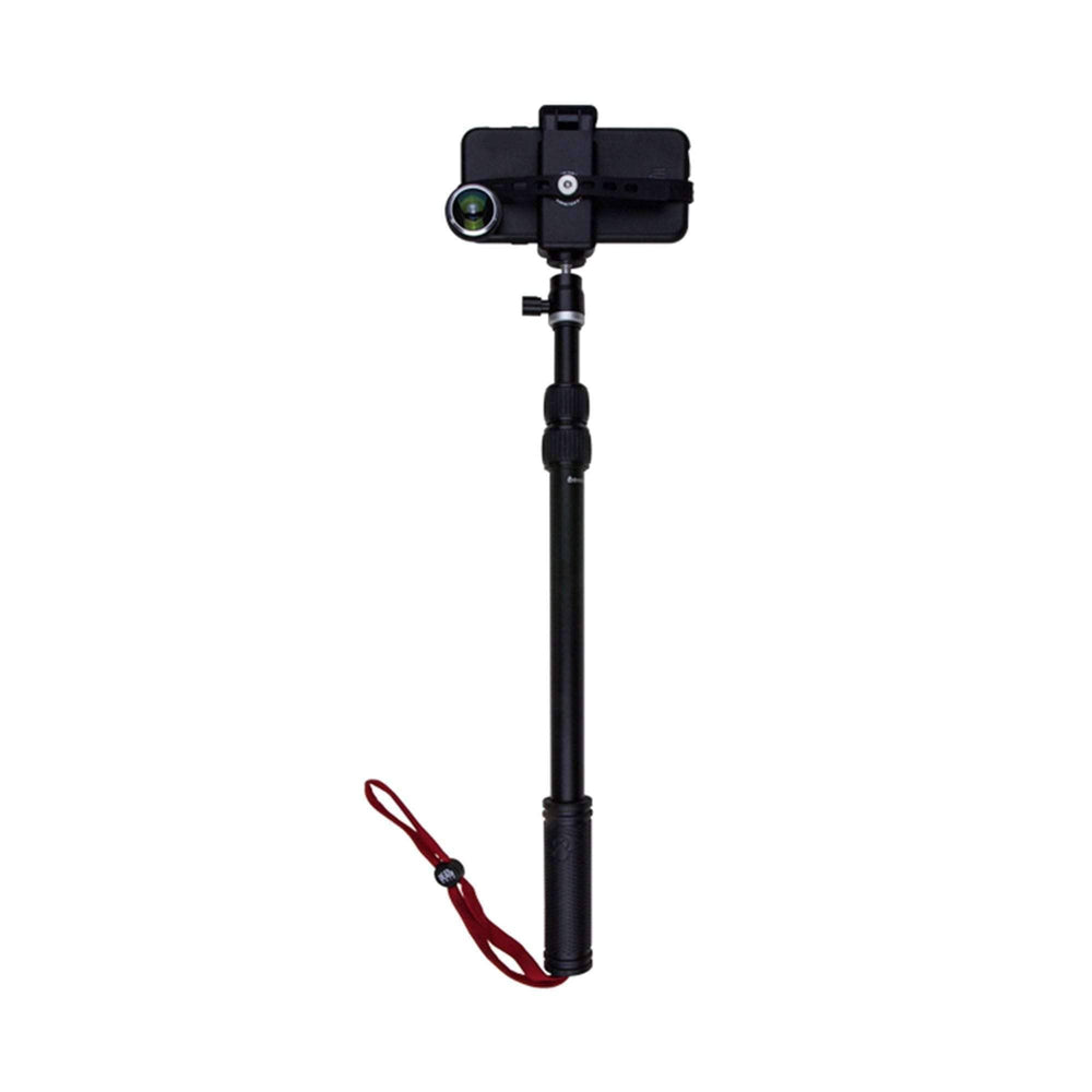 Death Lens Death Grip Telescopic Pole and Bluetooth Remote Camera Pole/Selfie Stick by Death Lens
