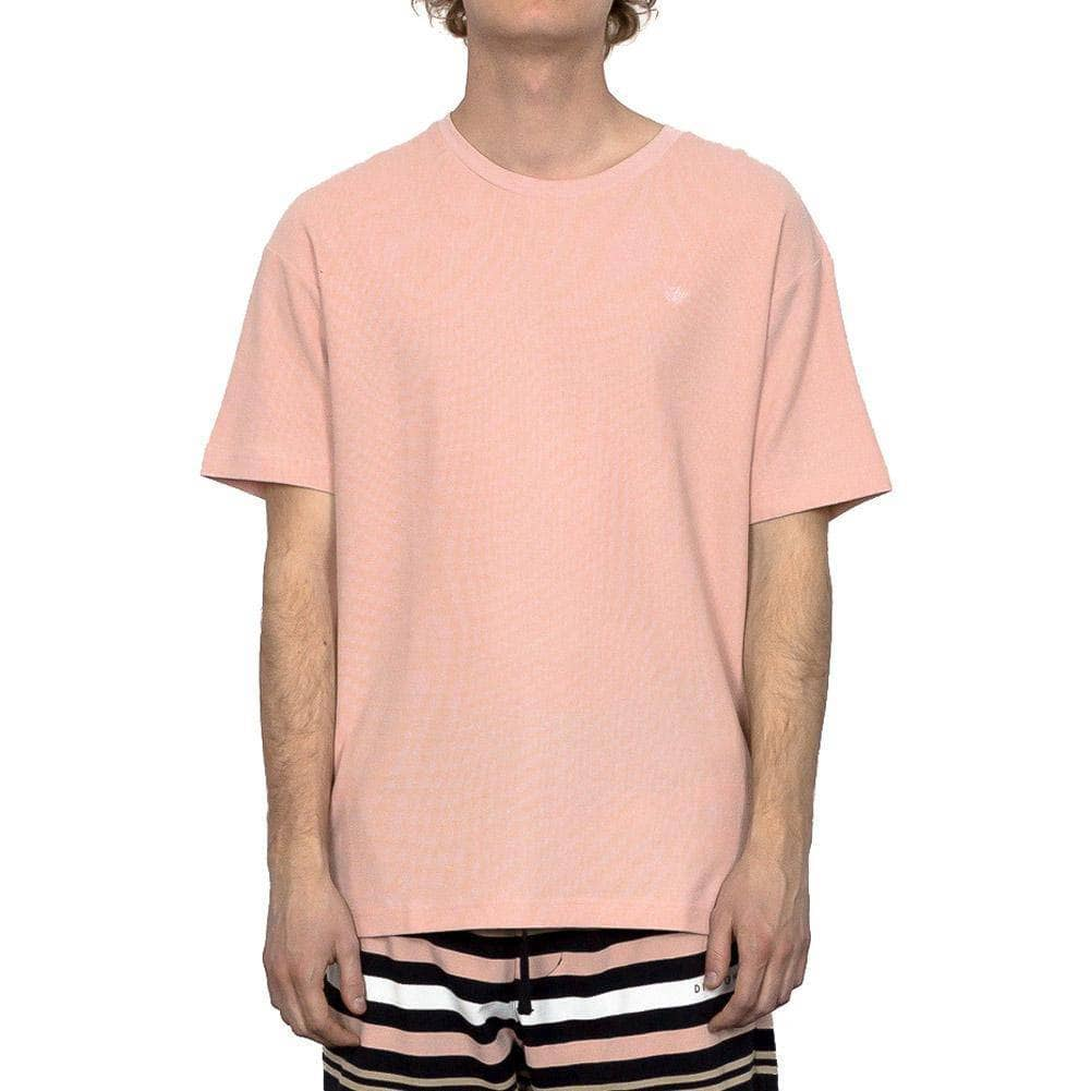 Diamond Supply Co. Mens Skate Brand T-Shirt Diamond Supply Co. Brilliant Over Sized T-Shirt - Pink