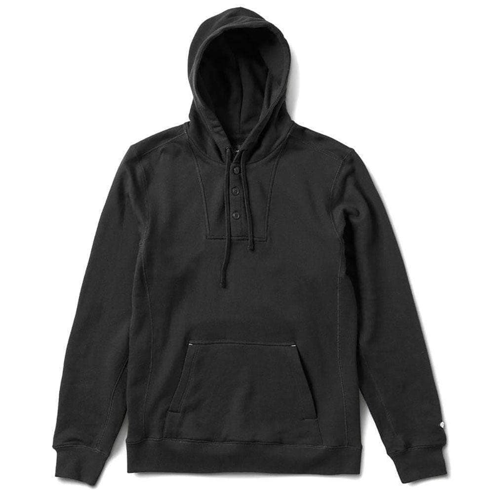 Diamond Supply Co. Diamante Hoodie - Black Black Mens Pullover Hoodie by Diamond Supply Co.