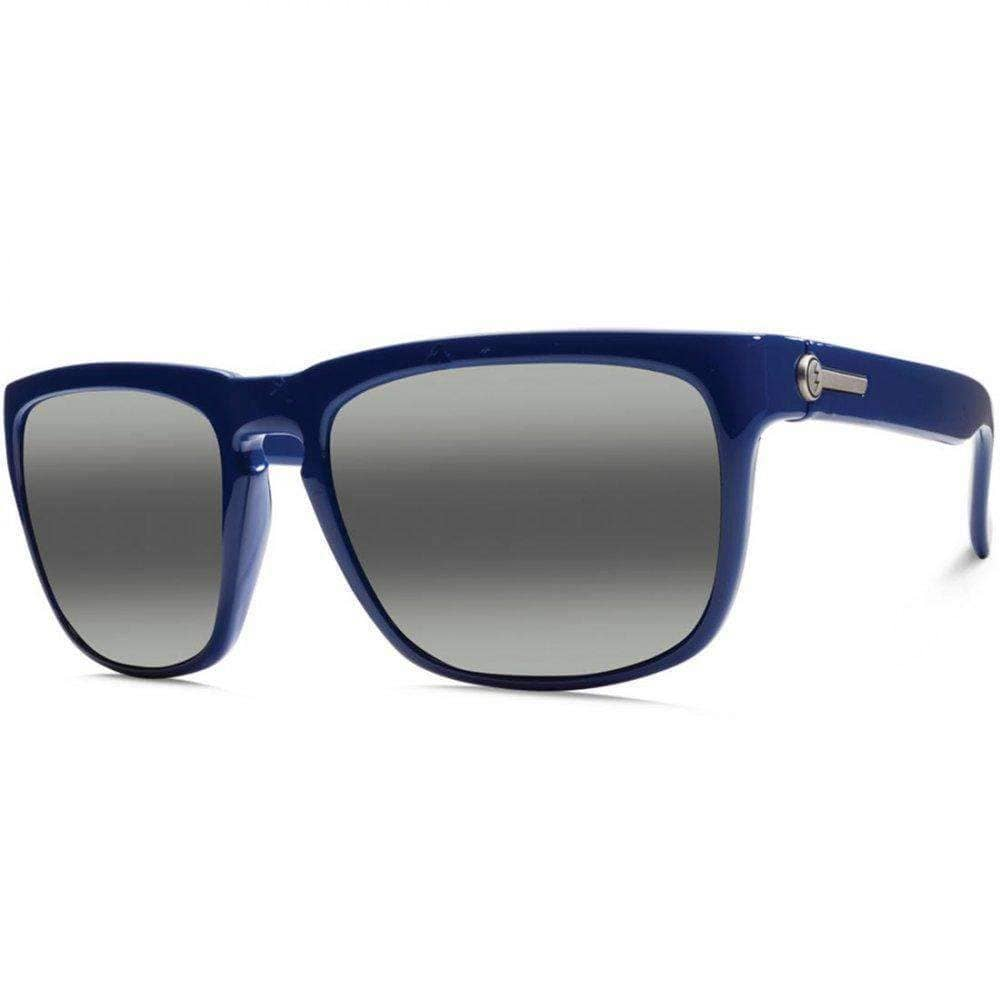 Electric Knoxville Sunglasses in Alpine Blue and M Grey Bi Gradient Square/Rectangular Sunglasses by Electric