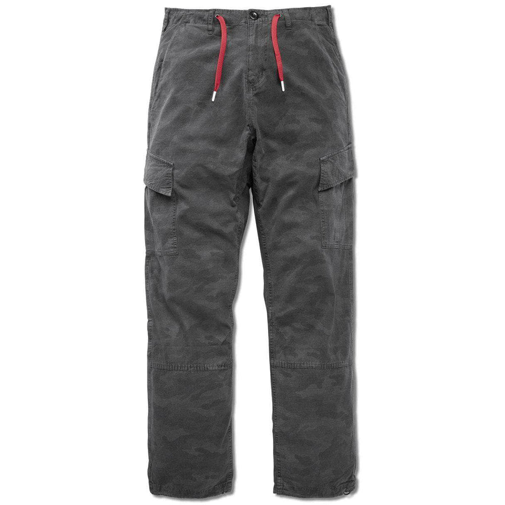eS Hart Cargo Pants Black Mens Cargo Pants/Trousers by eS