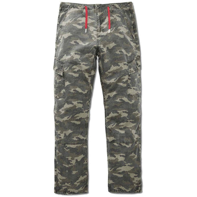 eS Mens Cargo Pants/Trousers eS Hart Cargo Pants Camo