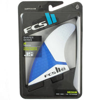 FCS II JS PC Medium Tri Surfboard Fins FCS II Fins by FCS Medium Fins