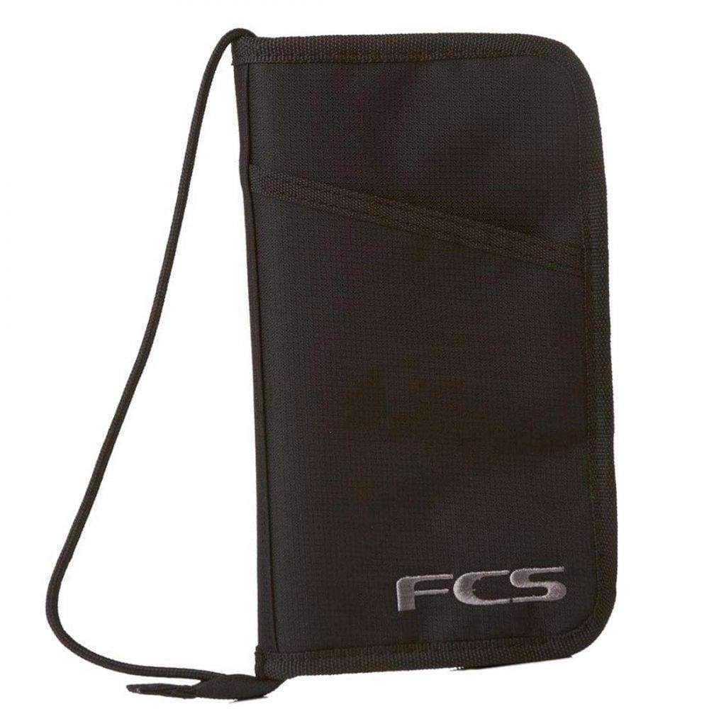 FCS Travel Wallet Passport/Boarding Pass Holder Travel/Wash Bag by FCS