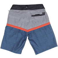 Globe Boys Manic Boardshorts in Bruise Blue Boys Boardshorts by Globe