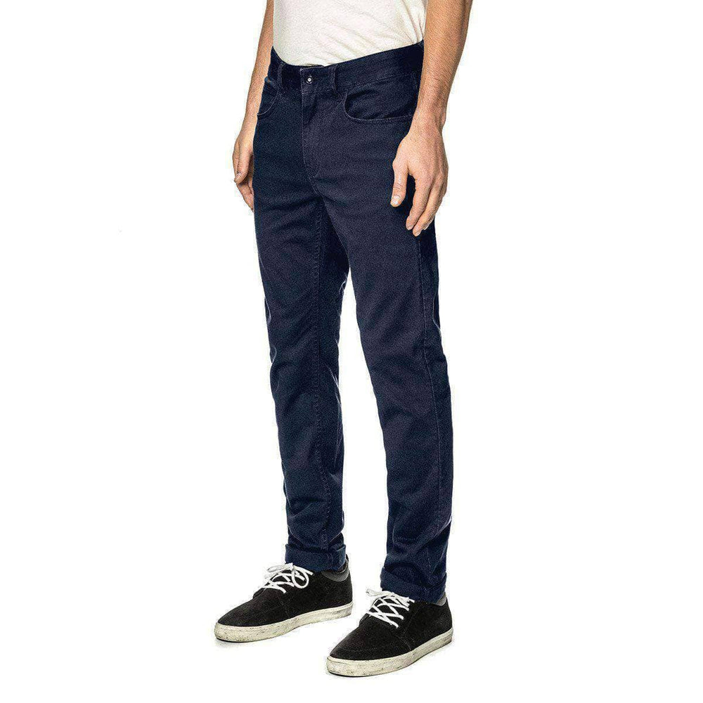 Globe Goodstock Jean - Blue Black Mens Regular/Straight Denim Jeans by Globe