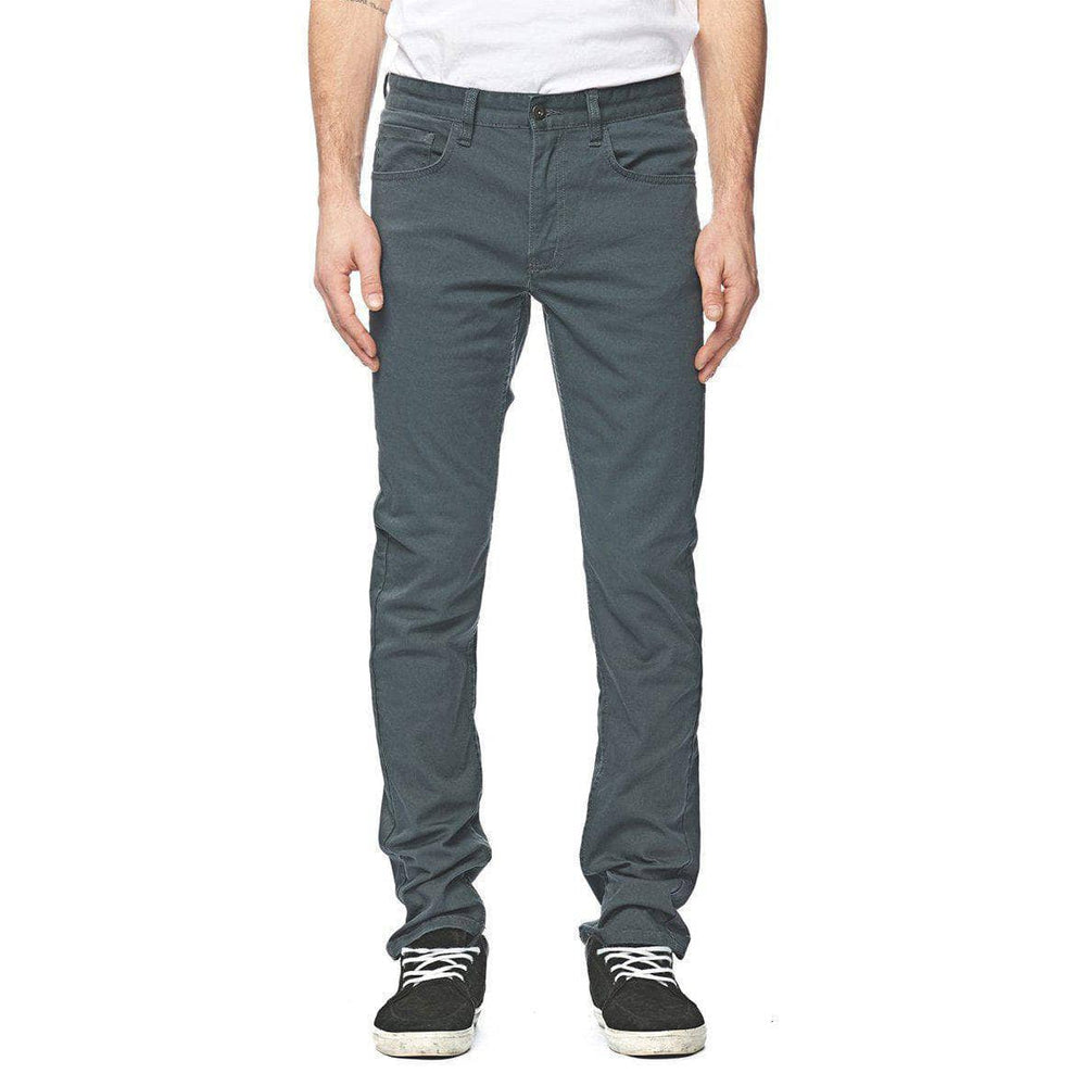 Globe Goodstock Jean - Lead Mens Regular/Straight Denim Jeans by Globe