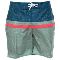 "Globe Mens Saint Leu 18"" Boardshorts in Steel Blue Mens Boardshorts by Globe"