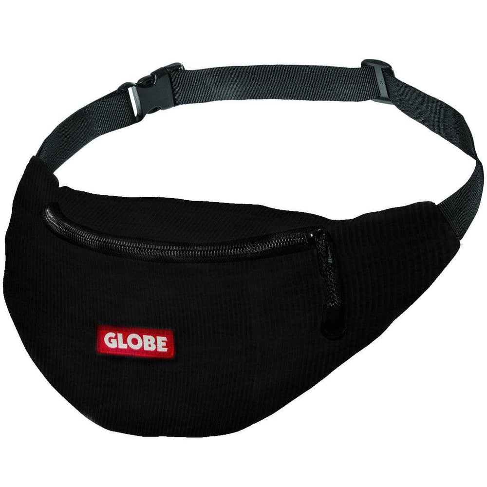 Globe Richmond II Side Bag Black Cord N/A Bum Bag by Globe