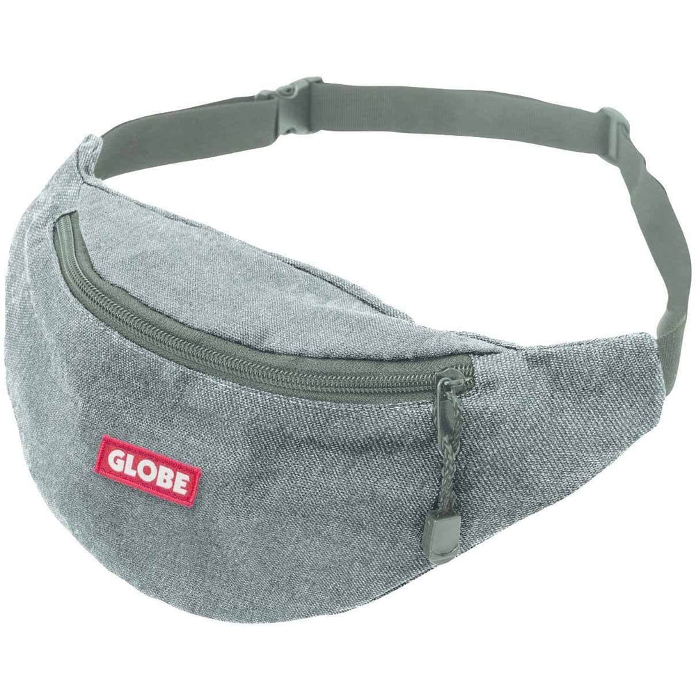 Globe Richmond II Side Bag Charcoal N/A Bum Bag by Globe